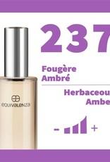 Equivalenza Eau de Toilette Herbaceous Amber 237
