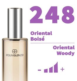 Equivalenza Eau de Toilette Oriental Woody 248