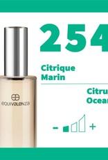 Equivalenza Eau de Toilette Citrique Marin 254