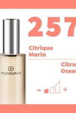Equivalenza Eau de Toilette Citrique Marin 257