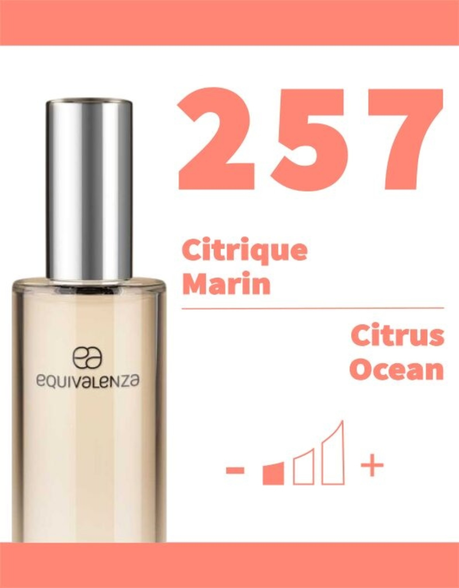 Equivalenza Citrique Marin 257
