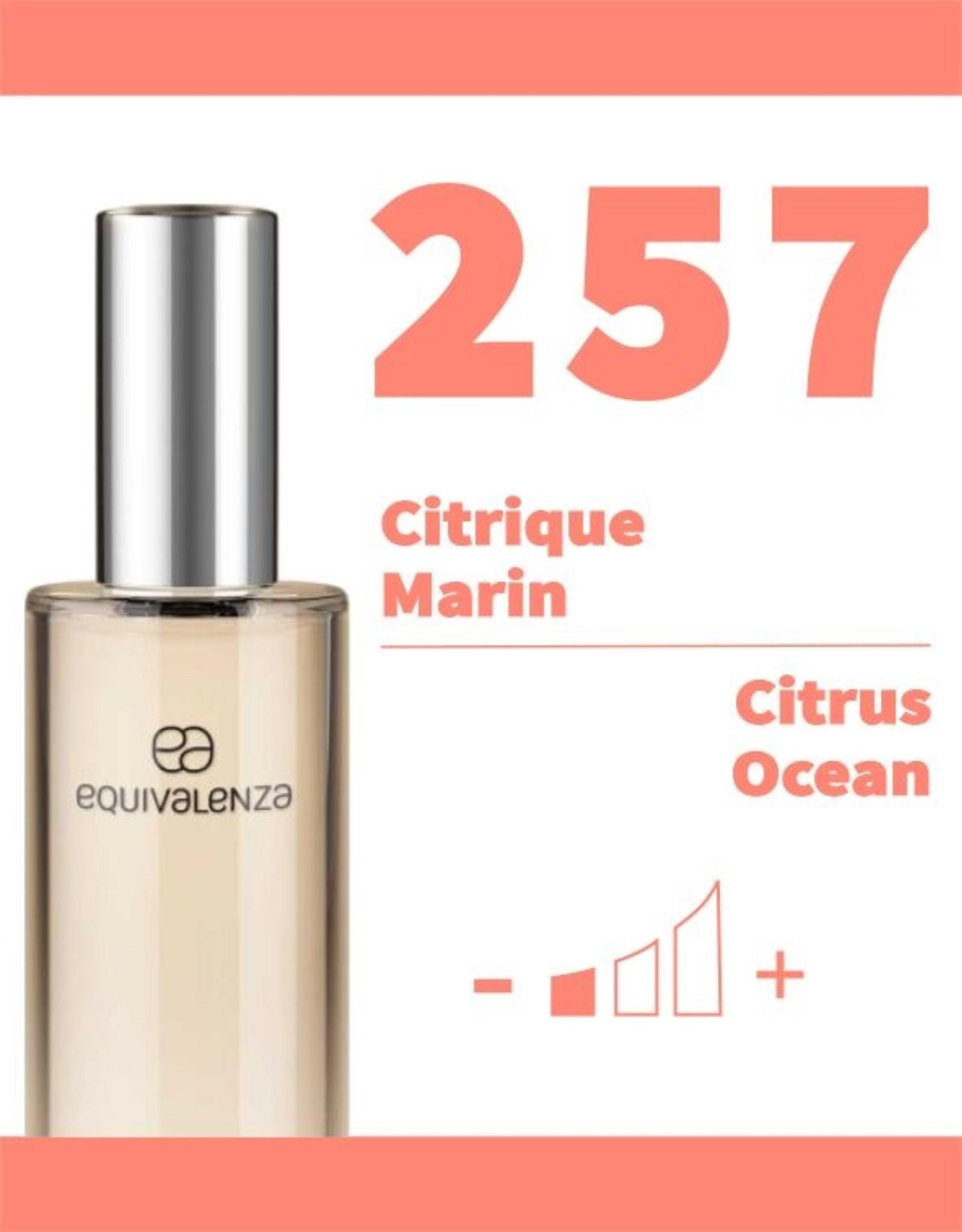 Equivalenza Eau de Toilette Citrus Ocean 257