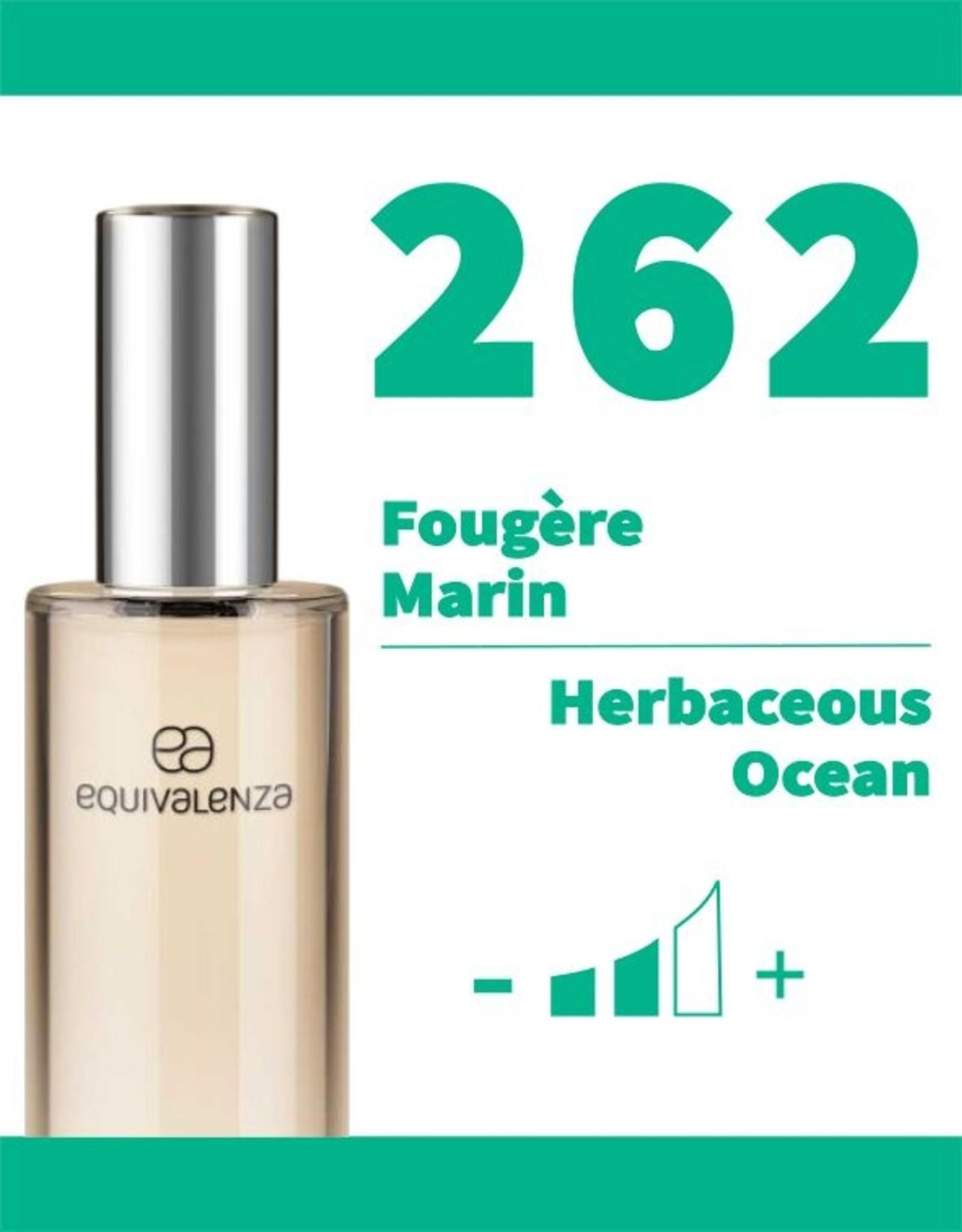 Equivalenza Fougère Marin 262