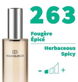 Equivalenza Eau de Toilette Fougère  Épicé 263