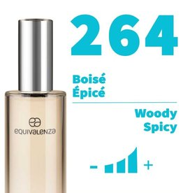 Equivalenza Woody Spicy 264