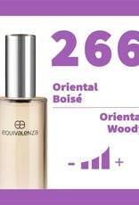 Equivalenza Eau de Toilette Oriental Boisé 266