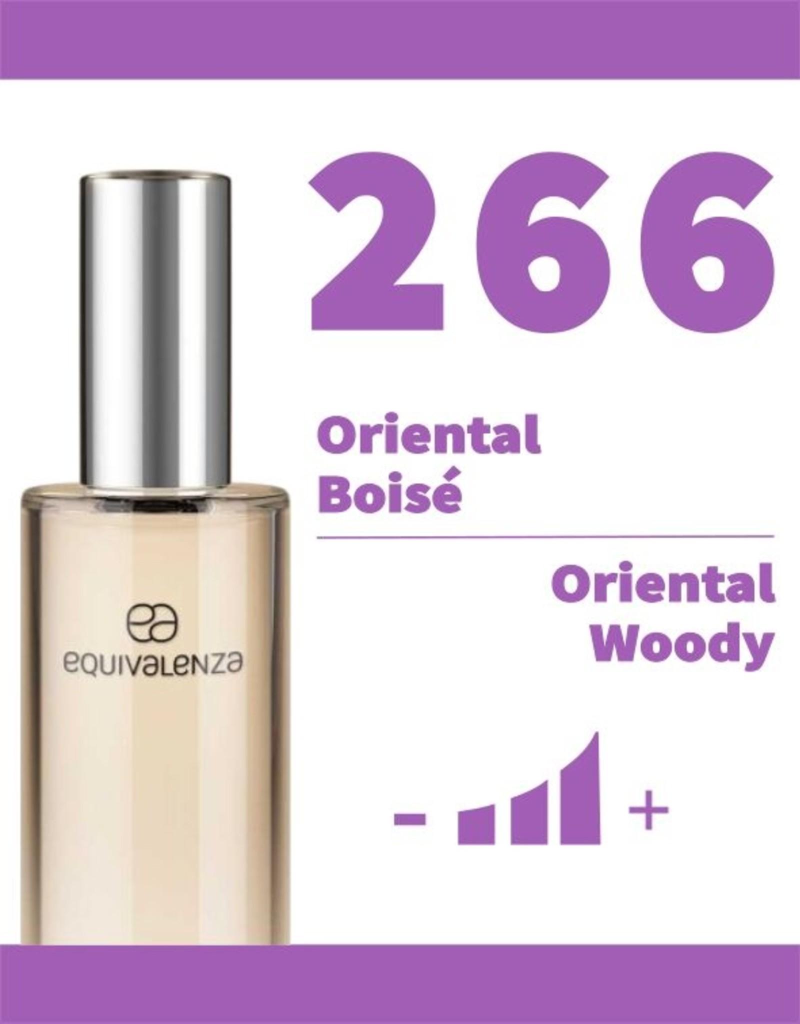 Equivalenza Oriental Woody 266