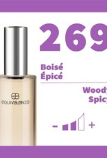Equivalenza Woody Spicy 269