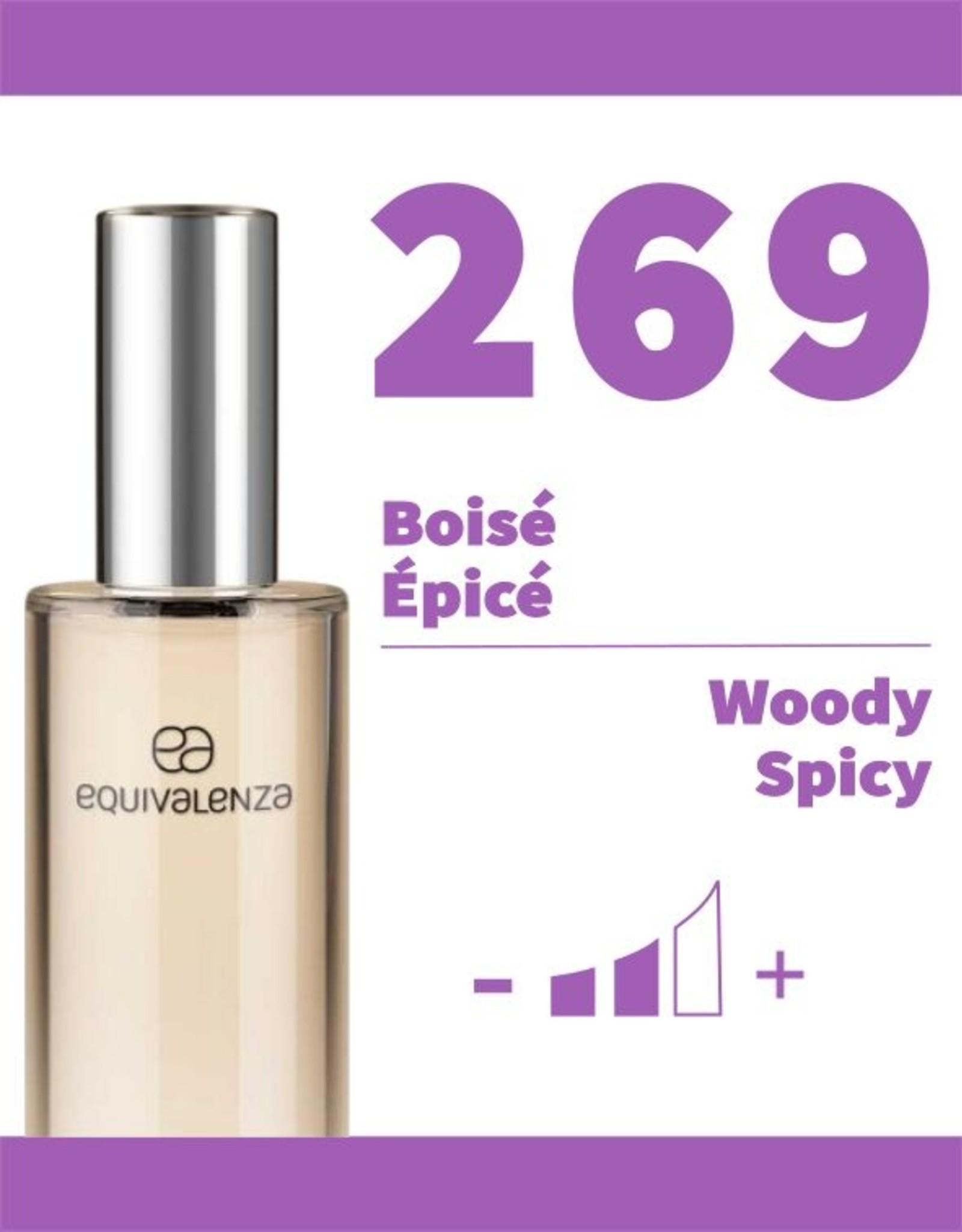 Equivalenza Boisé Épicé 269