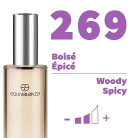Equivalenza Eau de Toilette Woody Spicy 269