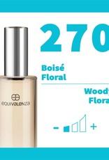 Equivalenza Eau de Toilette Boisé Floral 270