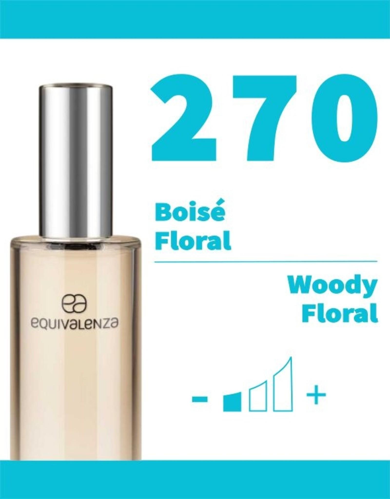 Equivalenza Boisé Floral 270