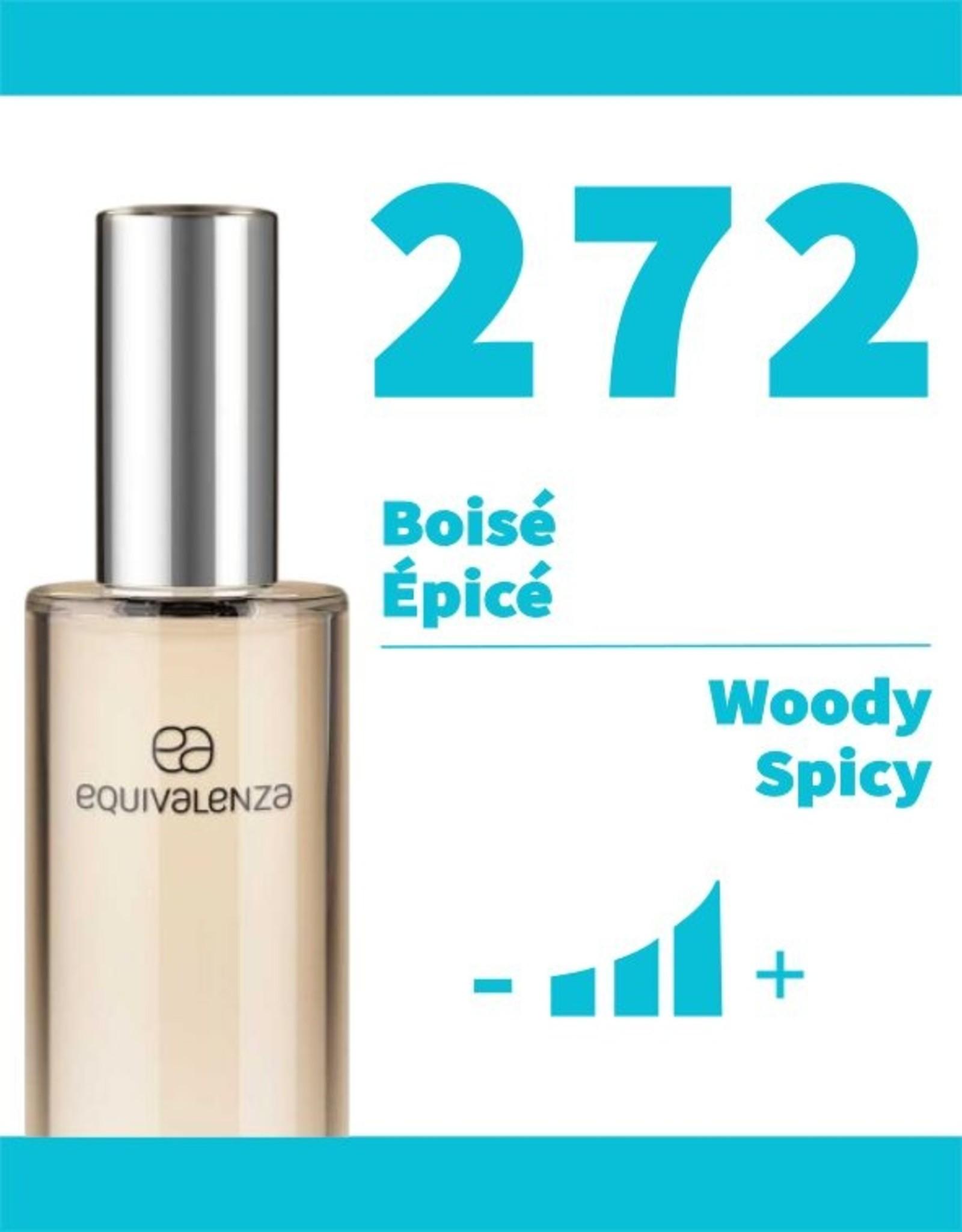 Equivalenza Eau de Toilette Woody Spicy 272
