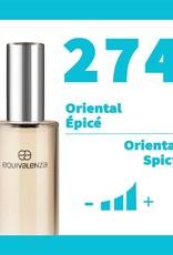 Equivalenza Oriental Épicé 274