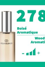 Equivalenza Eau de Toilette Woody Aromatic 278