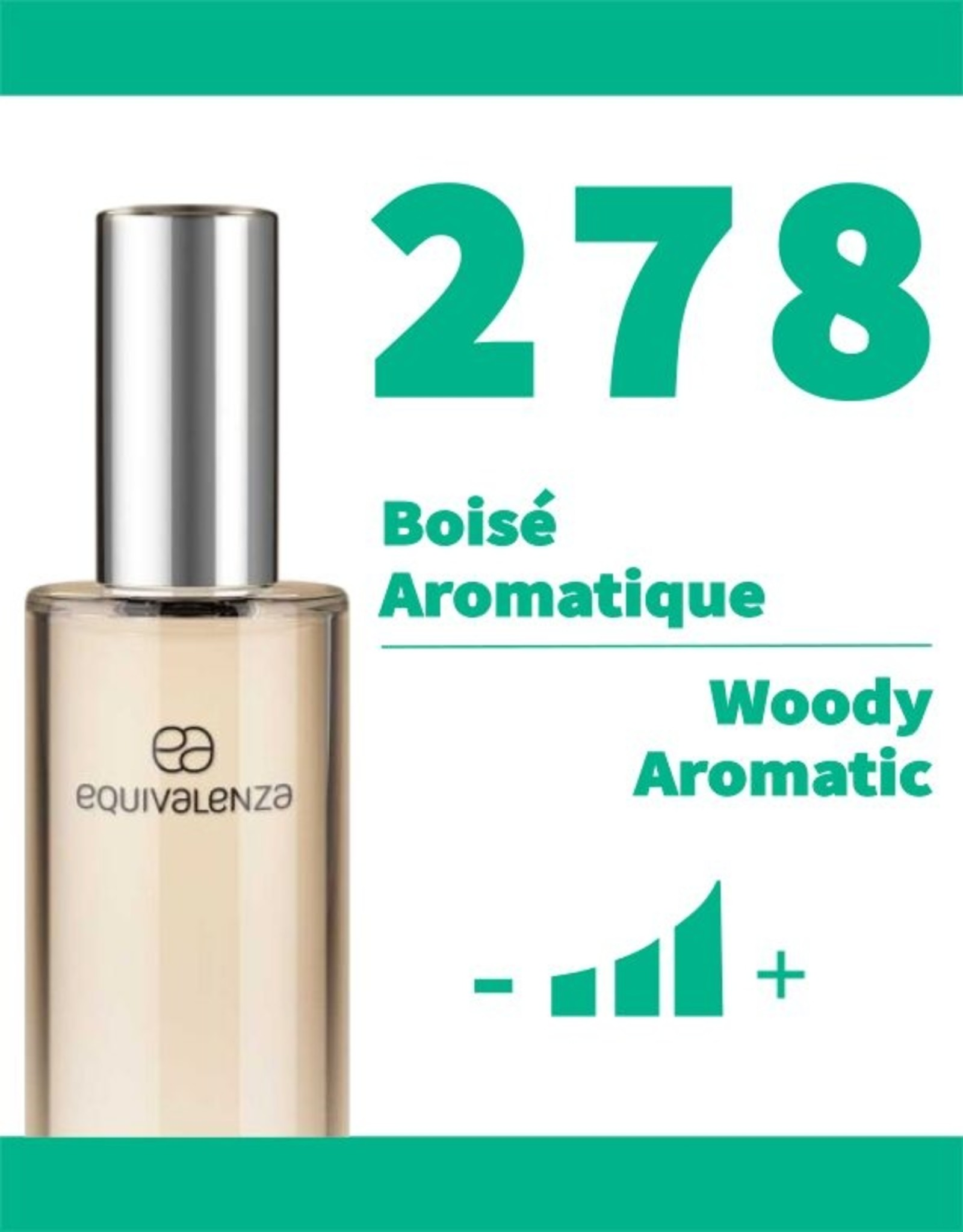 Equivalenza Woody Aromatic 278