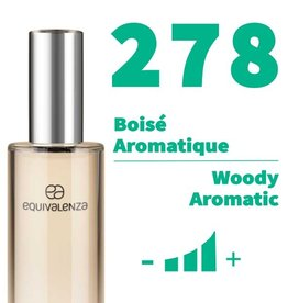 Equivalenza Woody Aromatic 278