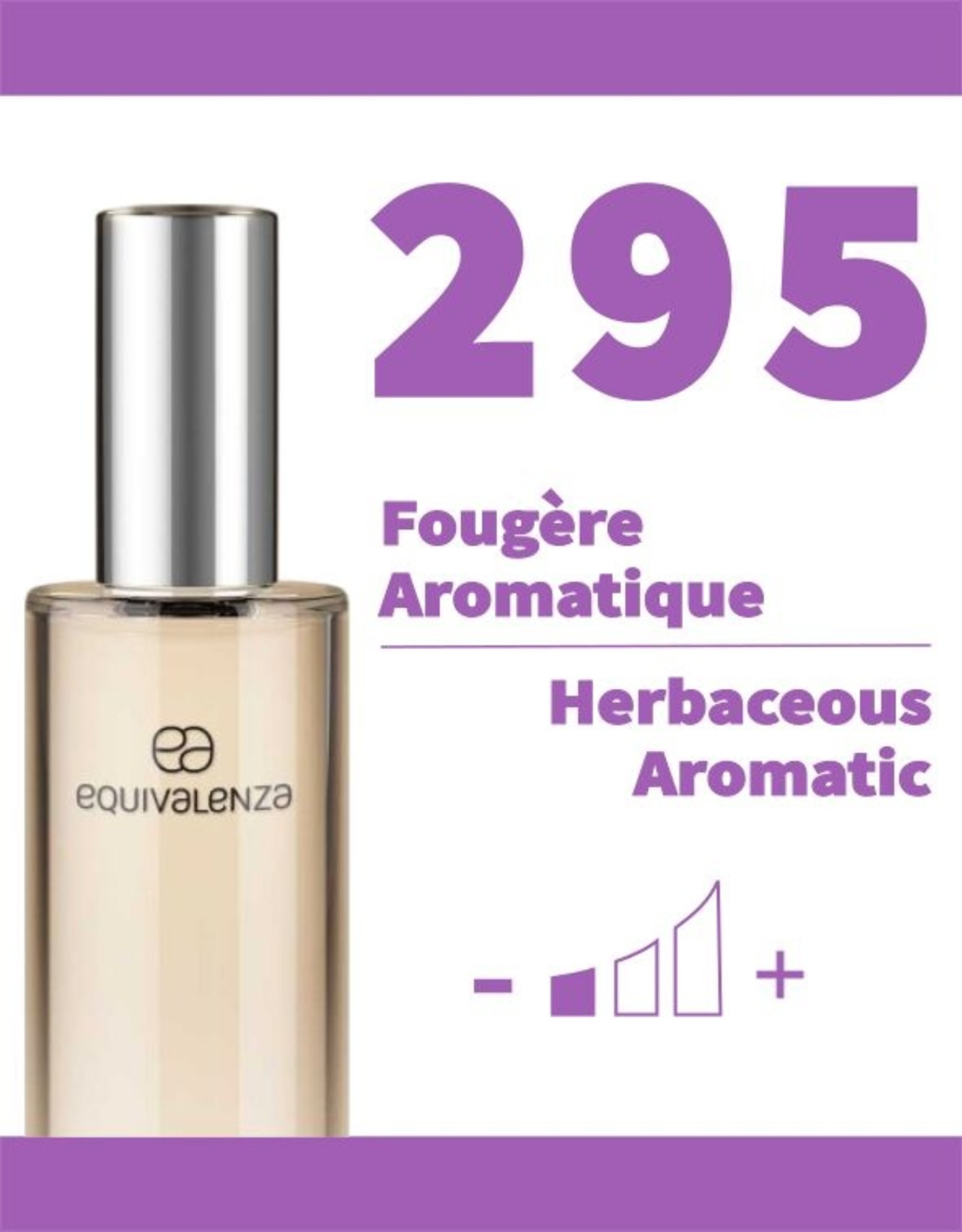 Equivalenza Herbaceous Aromatic 295