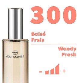 Equivalenza Woody Fresh 300