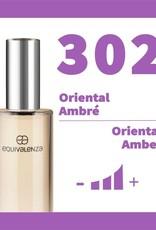Equivalenza Eau de Parfum Oriental Amber 302