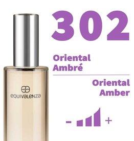 Equivalenza Eau de Parfum Oriental Ambré 302