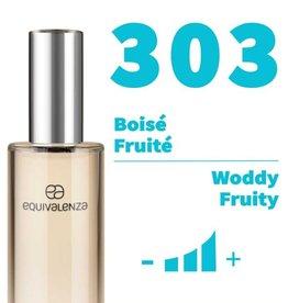 Equivalenza Eau de Parfum Woody Fruity 303