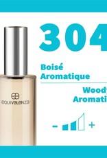 Equivalenza Eau de Toilette Boisé Aromatique 304