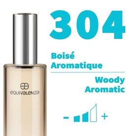 Equivalenza Eau de Toilette Woody Aromatic 304