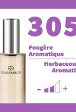 Equivalenza Eau de Parfum Herbaceous Aromatic 305