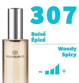 Equivalenza Eau de Parfum Boisé Épicé 307