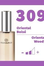 Equivalenza Oriental Boisé 309