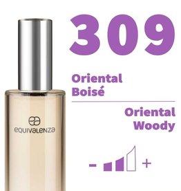 Equivalenza Eau de Parfum Oriental Woody 309