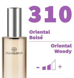 Equivalenza Eau de Parfum Oriental Woody 310