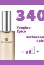 Equivalenza Eau de Toilette Herbaceous Spicy 340