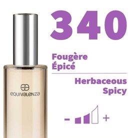Equivalenza Fougère Épicé 340