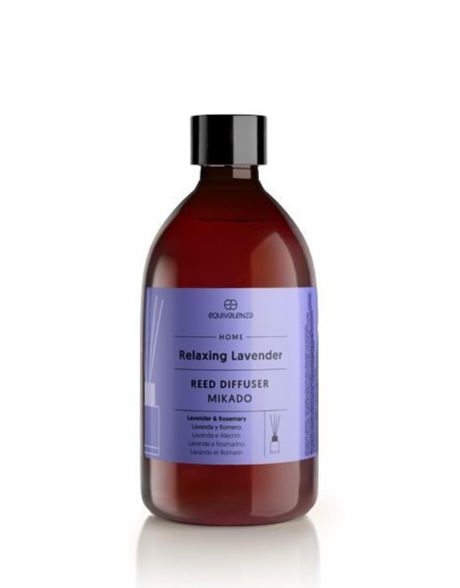 Equivalenza Recharge pour Diffuseurs à Bâtons – Lavande Relaxante (lavande et romarin)