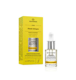 Equivalenza Huile Parfumée Hydrosoluble – Cologne Classique (citron et mandarine)