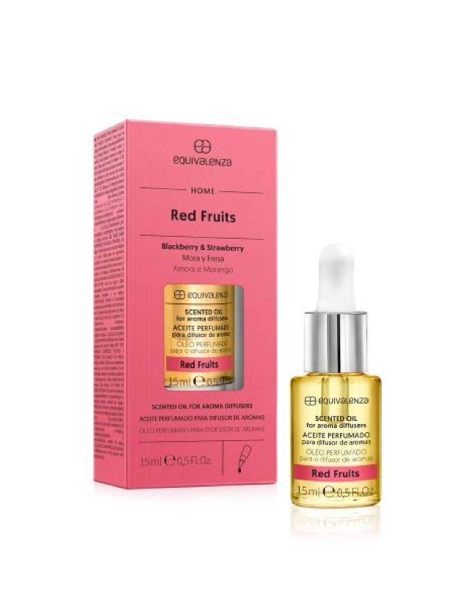 Equivalenza Huile Parfumée Hydrosoluble – Fruits Rouges (mûre et fraise)