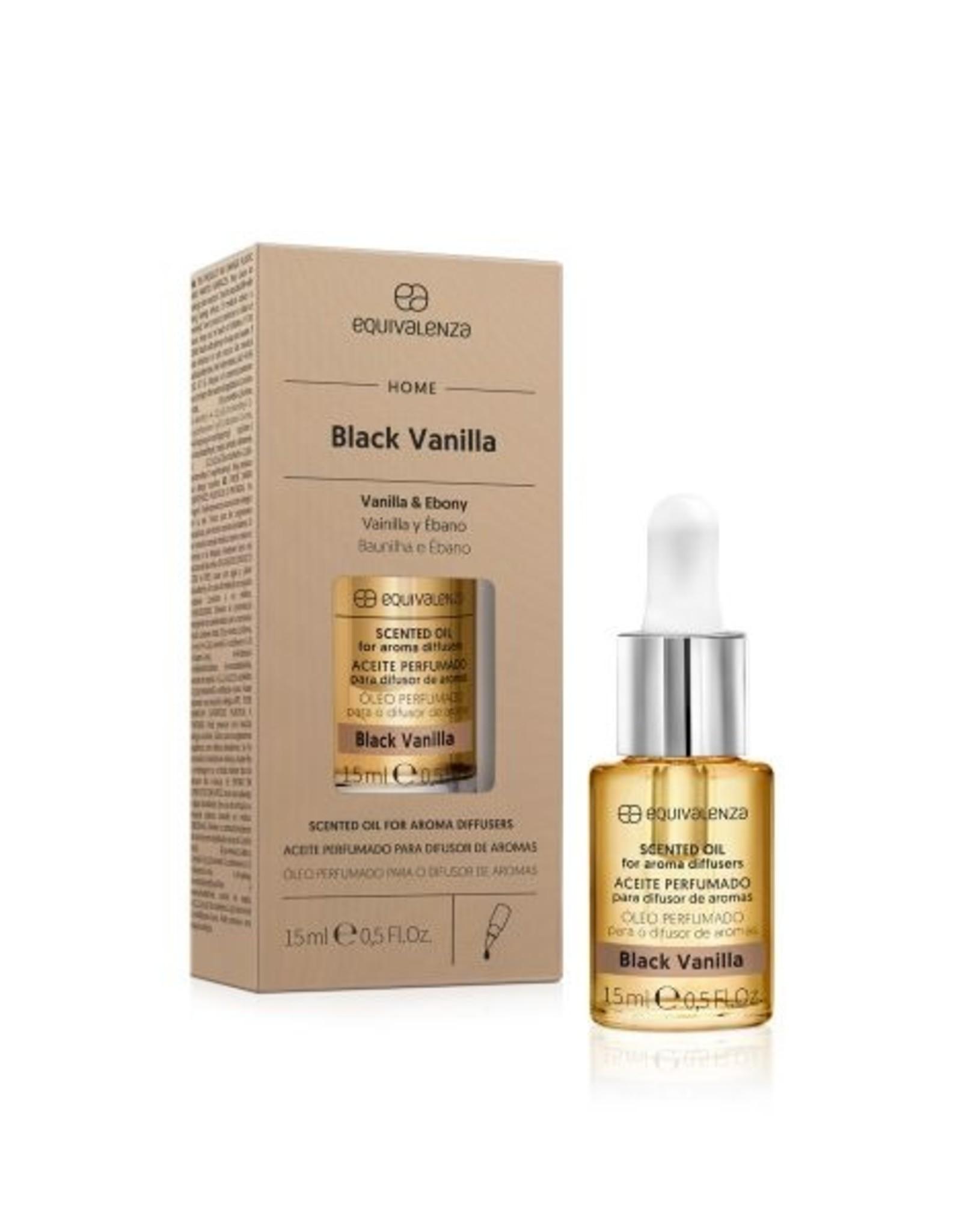 Equivalenza Essential Oil – Black Vanilla (black vanilla and ebony)
