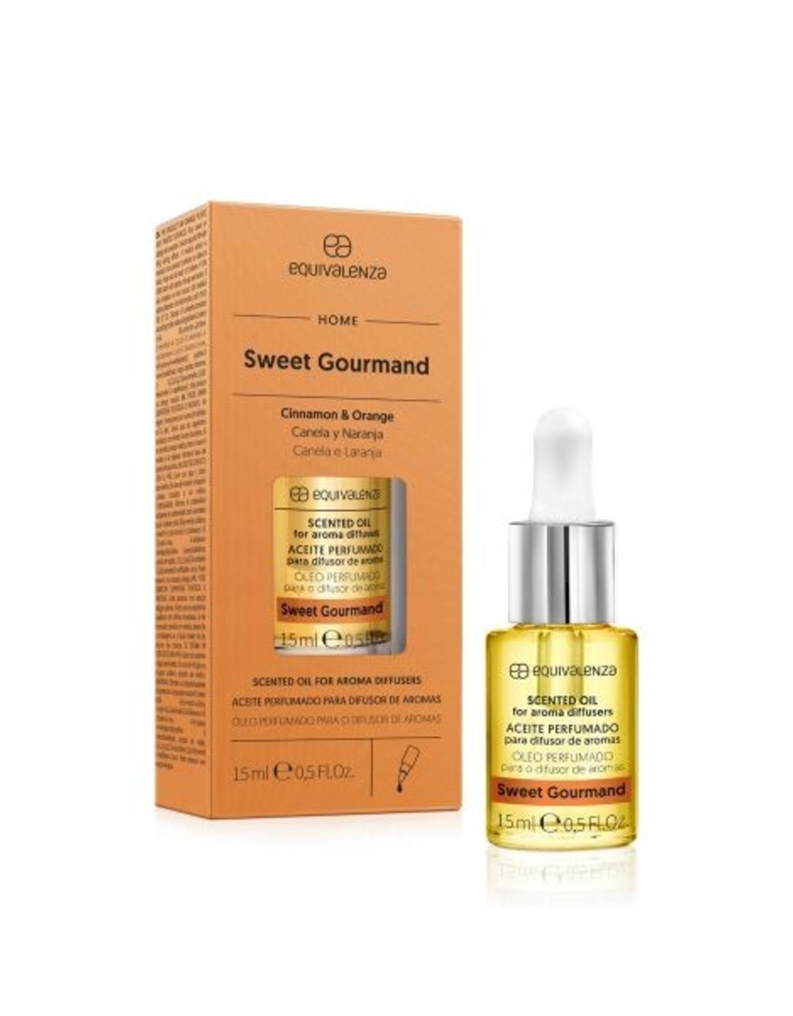 Equivalenza Huile Parfumée Hydrosoluble – Gourmand Sucré (cannelle et orange)