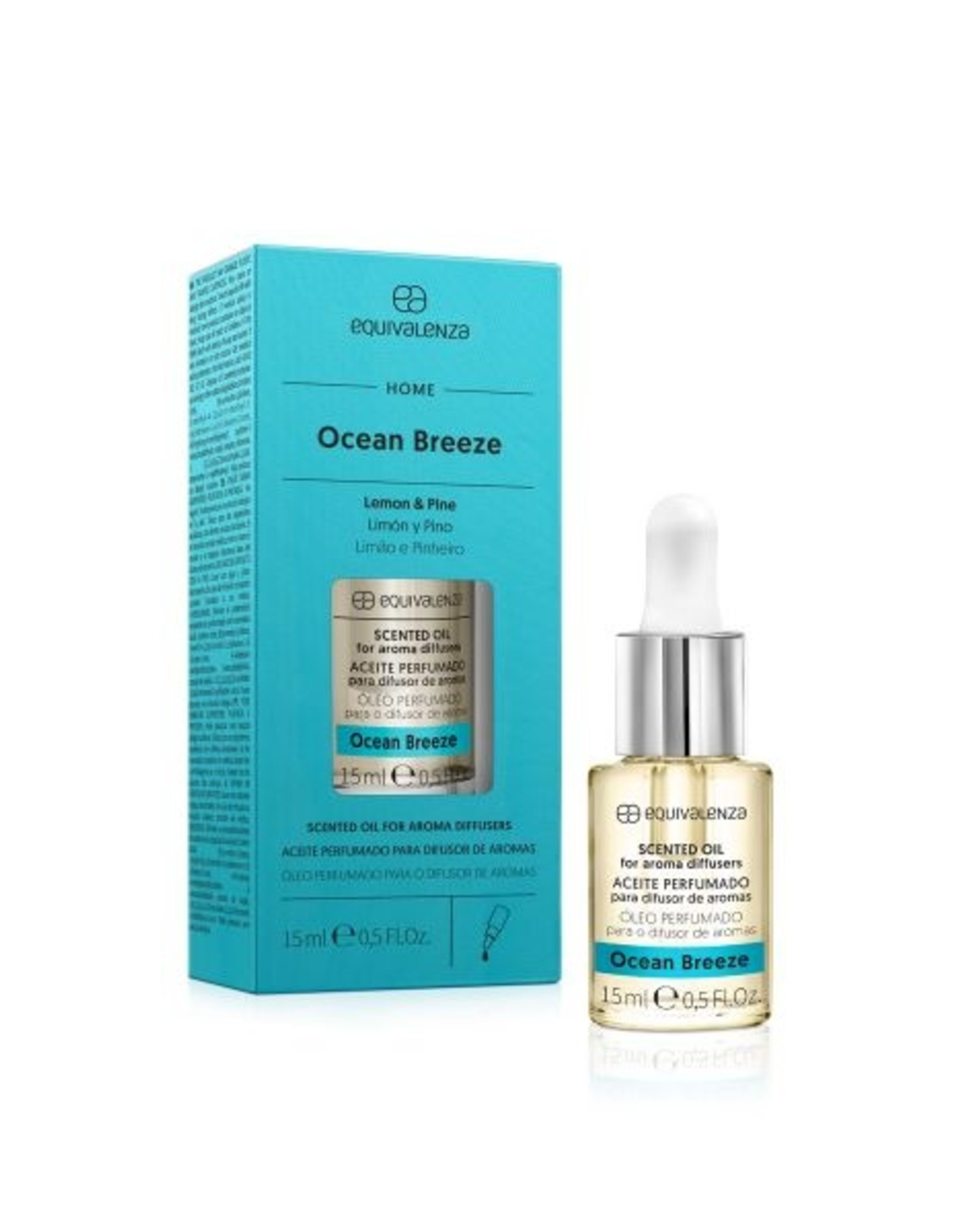 Equivalenza Essential Oil – Ocean Breeze (lemon and pine tree)