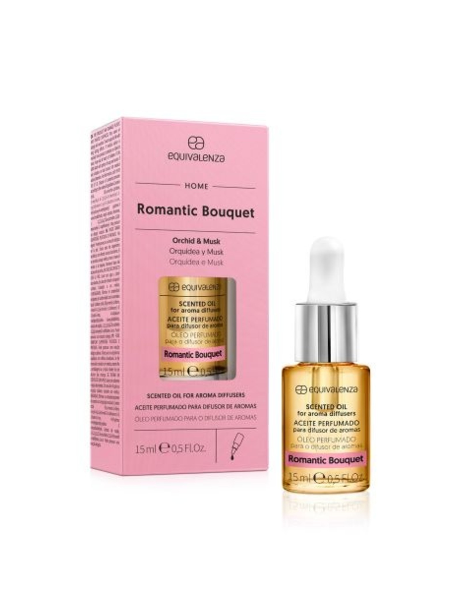 Equivalenza Essential Oil – Romantic Bouquet (orchid and musk)