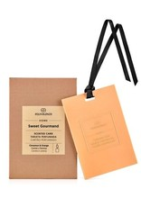 Equivalenza Scented Card – Sweet Gourmand (orange and cinnamon)