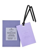 Equivalenza Scented Card – Relaxing Lavender (lavender and rosemary)