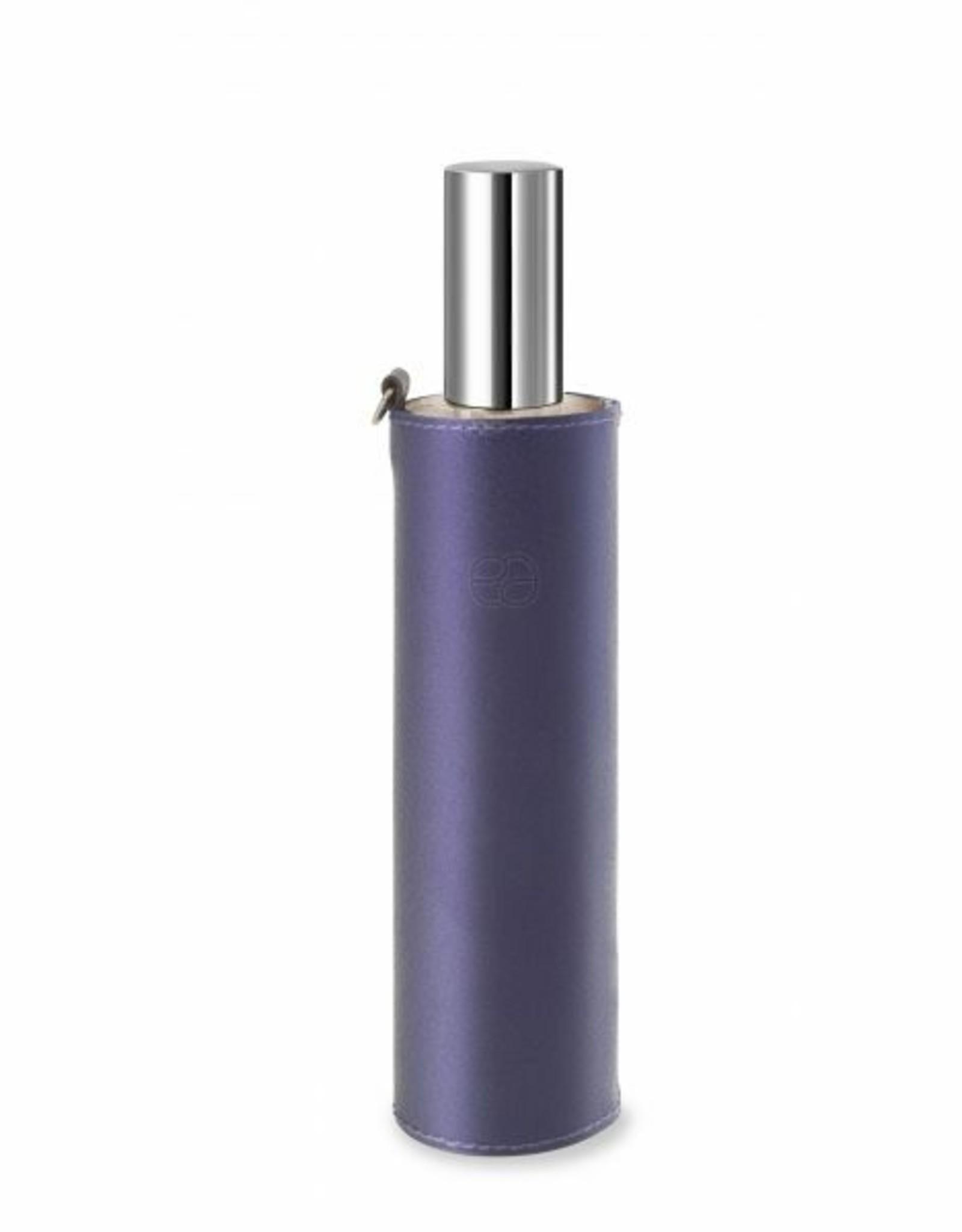 Equivalenza Housse Décorative Violette pour Flacon