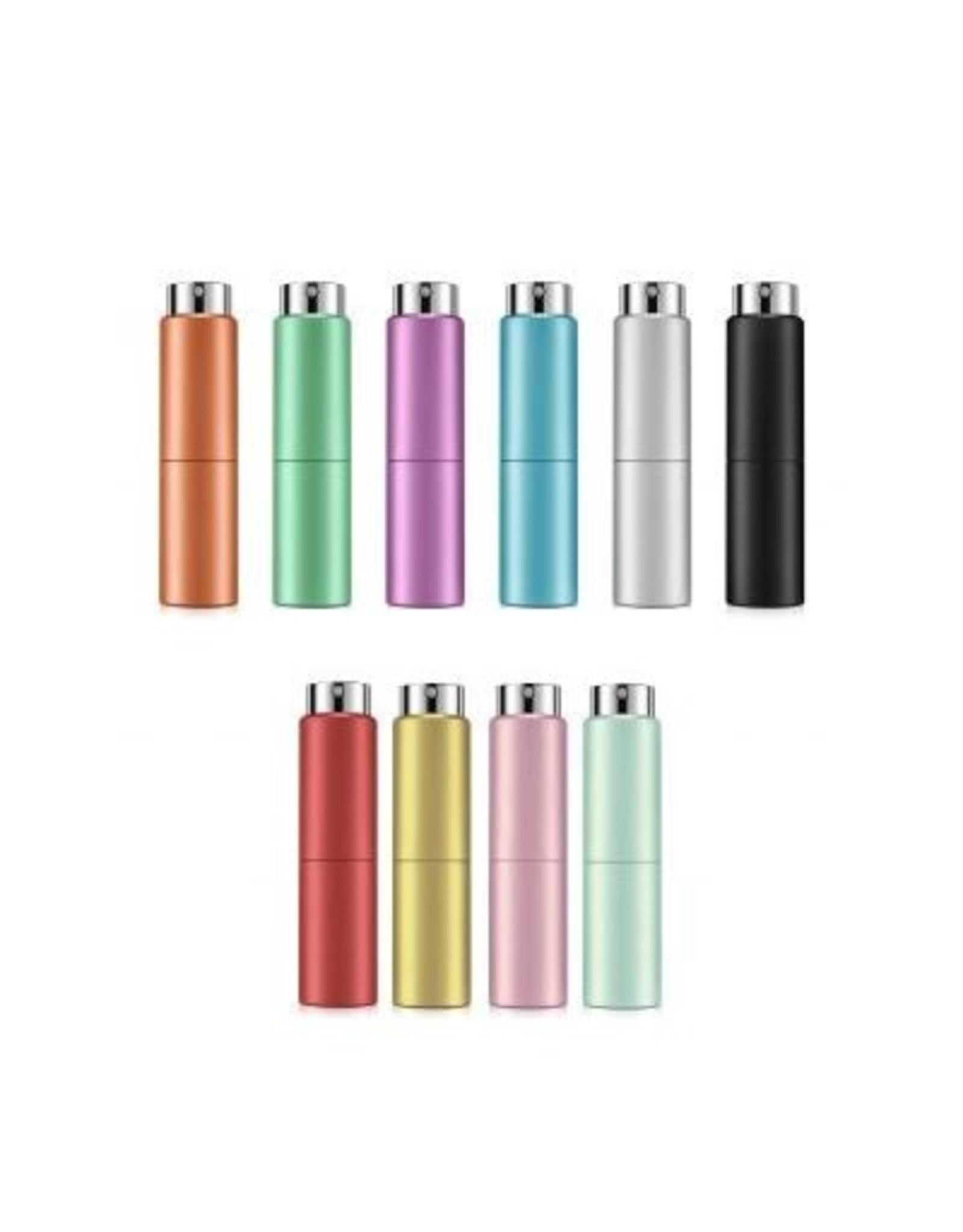 Equivalenza Vaporisateur de Parfum Doré - 15ml