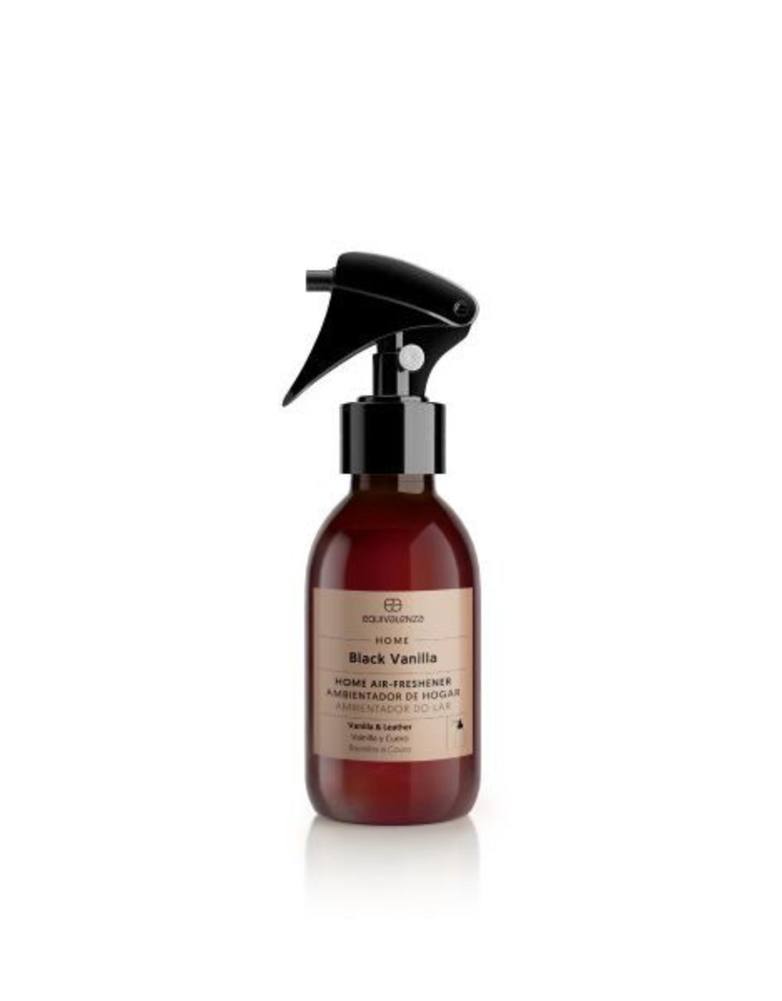 Equivalenza Air Freshener - Black Vanilla (black vanilla and leather)