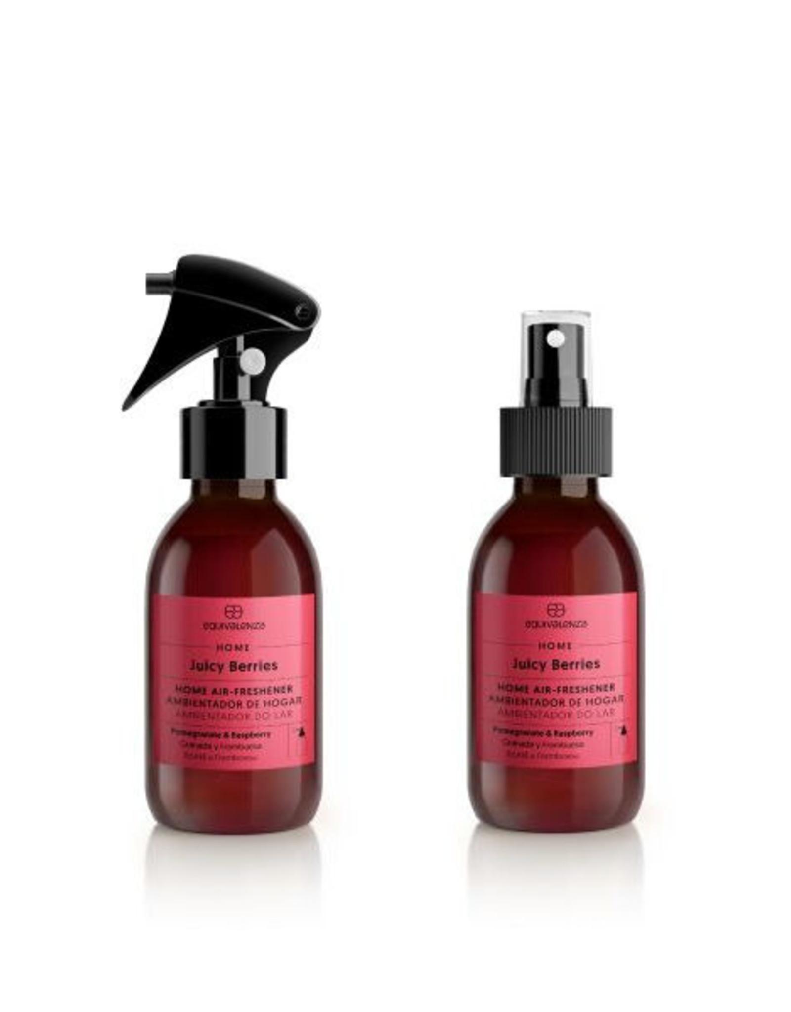 Equivalenza Spray - Baies Juteuses (grenade et framboise)