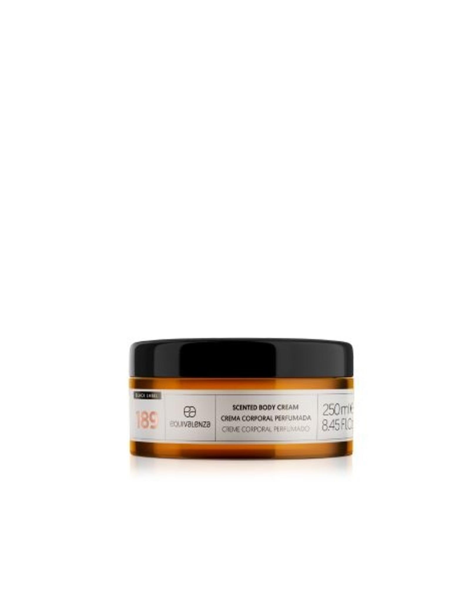 Equivalenza Crème Corporelle Black Label 189
