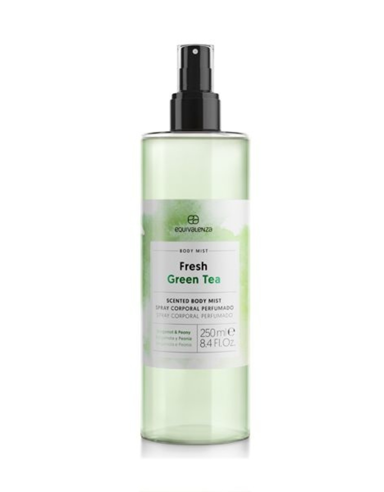 Equivalenza Fresh Green Tea Body Mist